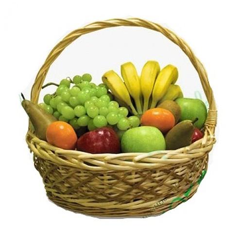 Купить на заказ Заказать Корзина с фруктами 4 с доставкой по Степногорску с доставкой в Степногорске