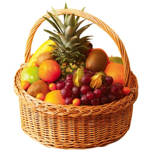 Купить на заказ Заказать Корзина с фруктами 2 с доставкой по Степногорску с доставкой в Степногорске