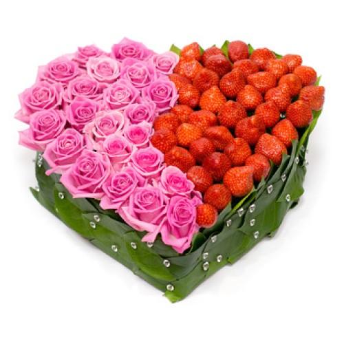 Купить на заказ Заказать Сердце 6 с доставкой по Степногорску с доставкой в Степногорске