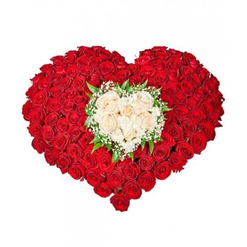 Купить на заказ Заказать Сердце 1 с доставкой по Степногорску с доставкой в Степногорске