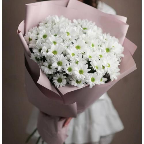 Купить на заказ Заказать 11 хризантем с доставкой по Степногорску с доставкой в Степногорске