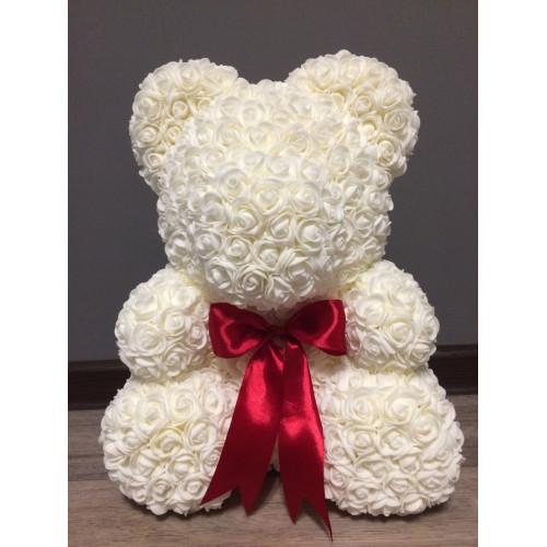 Купить на заказ Заказать Белый мишка с доставкой по Степногорску с доставкой в Степногорске
