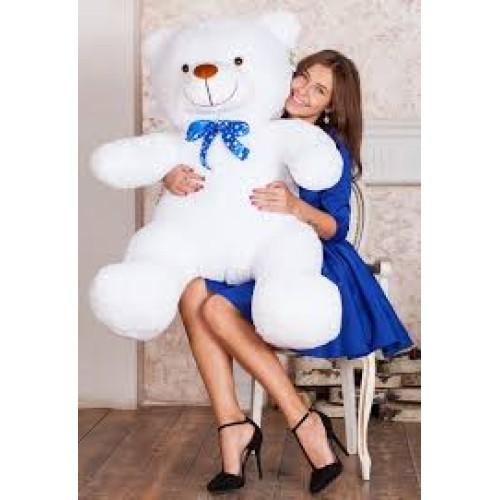 Купить на заказ Заказать Плюшевый мишка 140 см с доставкой по Степногорску с доставкой в Степногорске